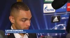 "ASM-Juventus Turin (0-0) : ""A cinq derrière, ils étaient costauds"", affirme Layvin Kurzawa"