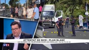 """Attentat à Nice : """"On va avoir une très grande difficulté à recenser les personnes"""""""