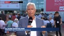 """Claude Bartolone veut """"permettre le retour des écologistes au gouvernement"""""""