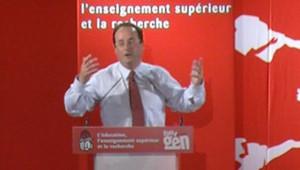 François Hollande (LCI/TF1)