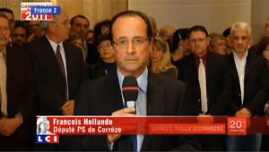 """Hollande, sa décision """"de se présenter à la primaire va venir"""""""