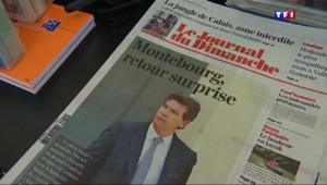 Le 13 heures du 7 juin 2015 : Arnaud Montebourg s'invite au Congrès du PS - 482