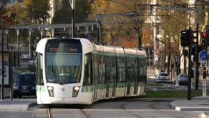 Le tramway parisien/Image d'archives