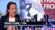 Marine le Pen surjoue-t-elle sa colère face à son père ?