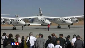 Tourisme dans l'espace : Virgin Galactic inaugure son premier aéroport