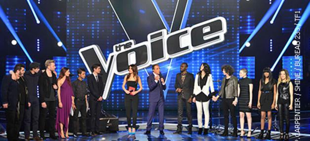 TF1&Vous vous offre 2 places pour la finale de The Voice !