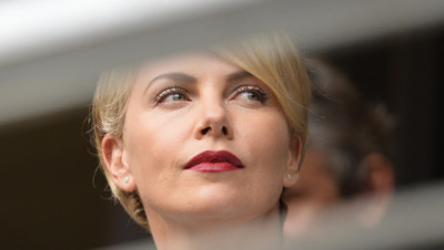 charlize theron AFP