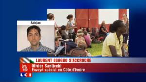 """Côte d'Ivoire : certains Français """"étaient sans nourriture et sans électricité"""""""