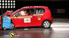 Crash-tests EuroNCAP novembre 2011