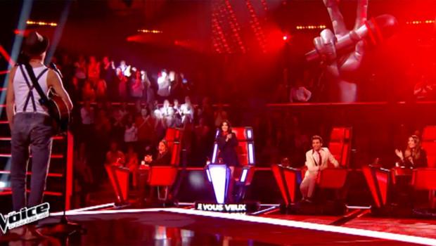 Le jury de The Voice saison 4