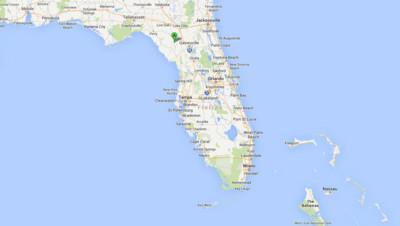Le village de Bell en Floride (Etats-Unis)