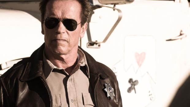 The Last Stand, avec Arnold en mode Terminator