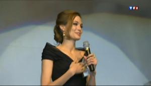 Le 20 heures du 14 mai 2013 : Angelina Jolie a subi une ablation des deux seins - 1672.909