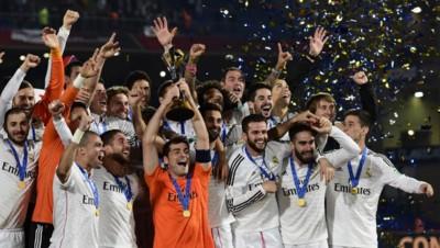 Le Real Madrid a remporté le Mondial des clubs face à San Lorenzo (2-0).