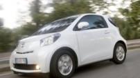 TOYOTA iQ² 100 VVT-i MultiDrive - 2012