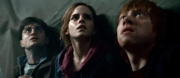 Harry Potter et les reliques de la mort 2e partie de David Yates