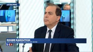 """Karoutchi : """"JF Copé a remporté le débat face à F. Fillon"""""""