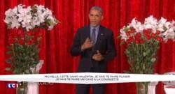Le message d'amour de Barack Obama à Michelle pour la Saint-Valentin