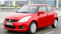 SUZUKI Swift 1.2 VVT In The City - 2012