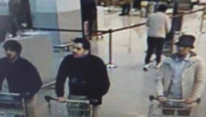 photo - attentat bruxelles belgique terrorisme frère El Bakraoui