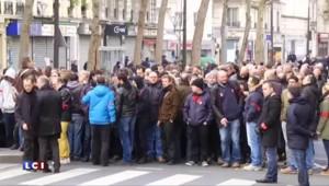 Rassemblement à Paris: des cars affrétés pour amener les familles des victimes