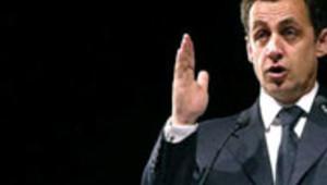 Sarkozy Nicolas UMP ministre économie