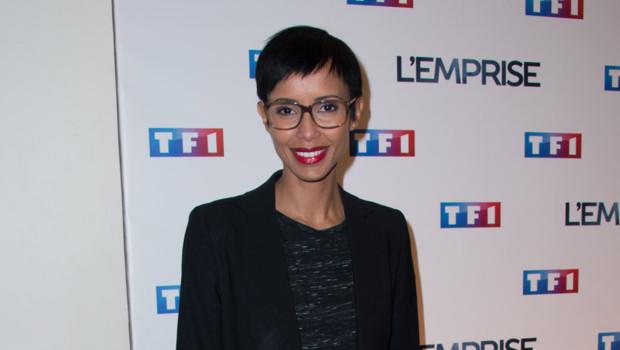 Sonia Rolland à la première de L'Emprise le 21 janvier 2015 au cinéma Arlequin à Paris.