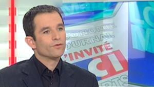 TF1-LCI, Benoît Hamon