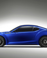 Subaru BRZ STI Concept 2011