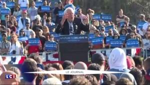 Primaire américaine : New York, un État décisif pour le démocrate Bernie Sanders