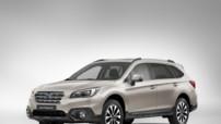 Subaru Outback 2015, break tout-terrain lancée en France cournat 2015