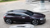 Citroën Numéro 9 Concept 2012