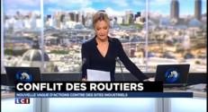 """Colère des routiers : """"Le citoyen n'a rien à voir dans ce conflit"""" selon la CFDT"""