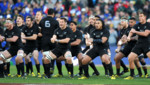 Haka des All Blacks le 25/7/15 contre l'Afrique du Sud