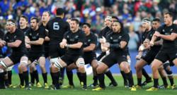 Haka des All Blacks le 25/7/15 contre l'Afrique du Sud