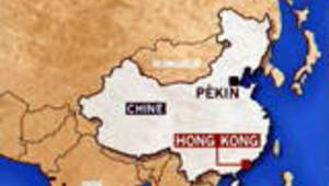hongkong asie cartes-drapeaux monde