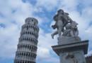 La Tour de Pise est la tour penchée la plus célèbre du monde.