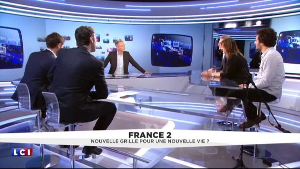 """Nathalie André : Léa Salamé, """"je pense que son choix est de rester à On n'est pas couché"""""""