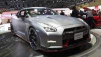 Nissan GT-R Nismo, version survitaminée de 600 chevaux lancée début 2014