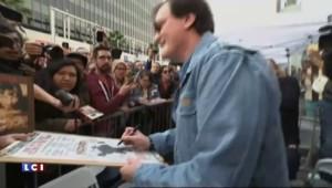 Quentin Tarantino a enfin son étoile sur Hollywood Boulevard