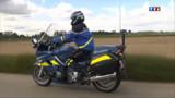 Un automobiliste contrôlé à 206 km/h sur l'autoroute de Normandie