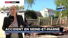 Accident de train en Seine-et-Marne : les circonstances se précisent