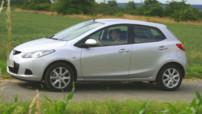 Essai Mazda2 1.4 MZ-CD : poids plume à la diète