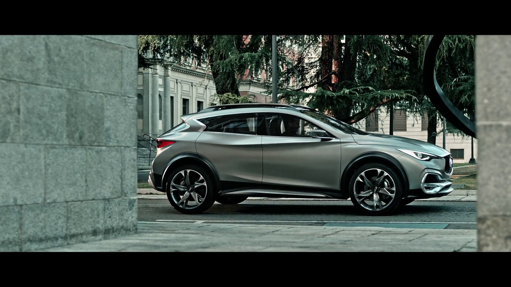 Photos automoto le concept car infiniti qx30 en photos - Le salon de geneve 2015 ...