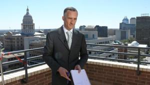 L'ancien correspondant de TF1 à Washington Gilles Bouleau remplacera Harry Roselmack à la présentation du 20h.