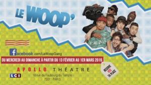 Le Woop change de cadre : du web à la scène !