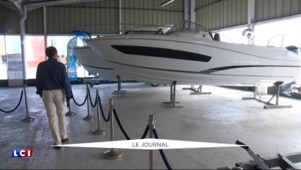 Les ventes de bateaux de plaisance repartent à la hausse