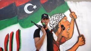 Libye Tripoli rebelles