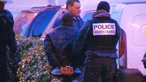 Descente de police à Villiers-le-Bel, le 18 février au matin