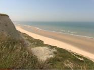 La plage du Strouanne, dans le Nord.